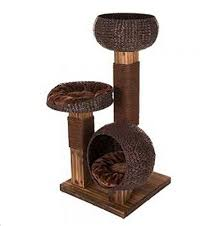 Modern Cat Trees Furniture by Best 25 Wooden Cat Tree Ideas On Pinterest Wood Cake Stands