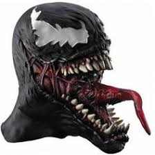 Scary Halloween Costumes Blobbo Clown Mask Deluxe Scary Halloween Mask Natural