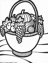 thanksgiving coloring pages for kidsfree coloring pages for kids