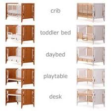 Convert Crib Into Toddler Bed Bam B Crib By Gro Furniture Play Table Toddler Bed And Desks