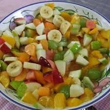 fruit salad recipes allrecipes