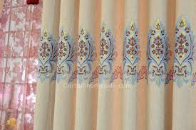 Sale Ready Made Curtains Chenille Beige Ready Made Curtains Sale