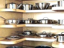 cabinet organizer for pots and pans kitchen pots and pans storage cookware ikea stainless steel kitchen