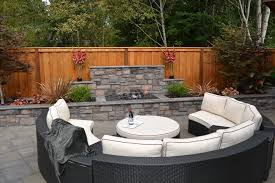 Curved Patio Sofa Curved Sofa Patio Traditional With Curved Patio Sofa Built In Pit