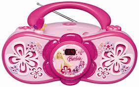 barbie ferrari lexibook barbie ferrari rcd150 kinder cd radio stereo radio cd