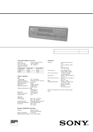 sony xrc550rds service manual immediate download