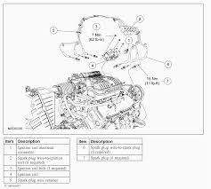 ford 460 spark plug wire diagram kwikpik me