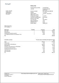 8 23 salary slip information