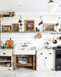 farmhouse kitchen cabinet decorating ideas 23 stunning farmhouse kitchen decor ideas