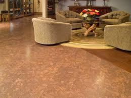 trendy best floor for basement flooring options concrete