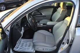 best used lexus sports car 2007 lexus 250 silver used sport sedan car sale