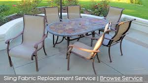 Refinish Iron Patio Furniture by Cfr Patio Inc The Patio Furniture Repair U0026 Restoration Experts