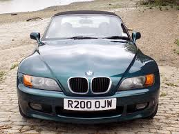 bmw z3 classic chrome bmw z3 1 9i 1998 r green dark