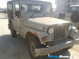 mahindra thar 2014 mahindra thar gets a new slatey colour