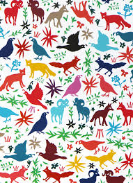 decorative wrapping paper otomi designer decorative gift wrapping paper
