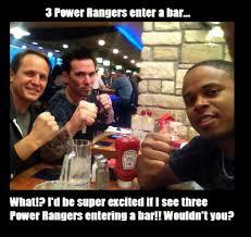 Power Ranger Meme - power rangers meme contest best entries and winner the robot s voice