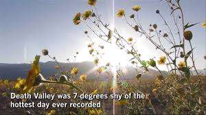 california sees some of highest temperatures ever recorded amid