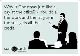 funny christmas quotes office work dump a day