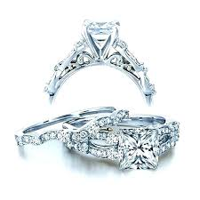 cheap wedding ring sets for him and unique engagement and wedding ring sets wedding ring sets for