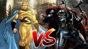 Sentry Vs Thanos Whowouldwin Thor Vs Sentry Who Wins