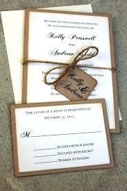 rustic wedding invitation kits rustic wedding invitation kits or zoom 19 rustic burlap