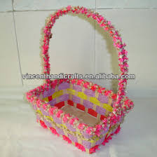 Easter Gift Baskets Colorful Cheap Bamboo Easter Gift Baskets Buy Cheap Holiday Gift