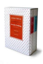 Julia Child S Kitchen by Mastering The Art Of French Cooking 2 Volume Set Julia Child