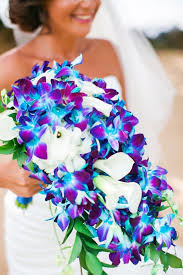 blue and purple orchids related image bridal bouquets wedding bridal