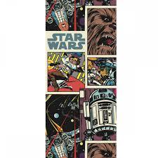 star wars comic book door poster great kidsbedrooms the