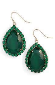 green earrings women s loren green earrings nordstrom