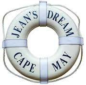 personalized preserver get premium personalized nautical ring and custom