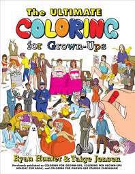 i tolerate you coloring page the ultimate coloring for grown ups by ryan hunter taige jensen