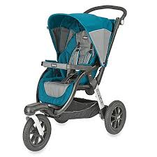 Bed Bath And Beyond Strollers Chicco Activ3 Jogging Stroller In Polaris Bed Bath U0026 Beyond