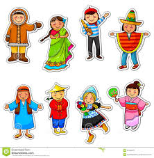 culture clipart the world for kid pencil and in color culture