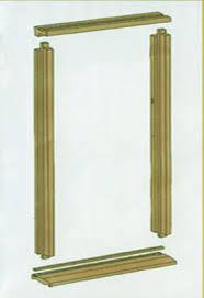 Exterior Door Jamb Kit External Oak Door Frame