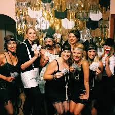 literature themes in the 1920s decor for our goodbye roaring 20s birthday party we threw for