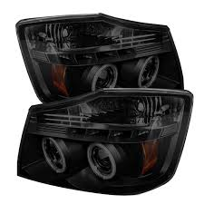 car nissan black amazon com spyder auto nissan titan nissan armada black ccfl led