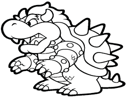 Godzilla Coloring Pages Print Eliolera