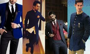 attire men indian groom wedding wear trends for 2018 g3fashion