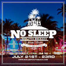 miami beach halloween party 2017 5th annual no sleep south beach weekend 2017 tickets tue jul 18