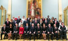 What Is A Government Cabinet Trudeau Gives Canada First Cabinet With Equal Number Of Men And