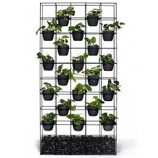 Wall Gardening System by Vertical Gardens Accessories Commercial Furniture Apex