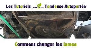 siege pour tondeuse autoport tutoriel autoportée n 1 comment changer les lames d un tracteur