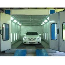 spray paint booth spray paint booth automobile spray paint booth exporter from new