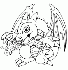 dragon coloring pages kids image coloring dragon coloring