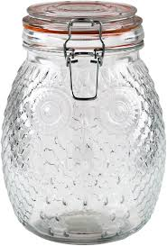 Owl Canisters For The Kitchen Lovely Owl Jars For Your Kitchen Or Laboratory Boing Boing
