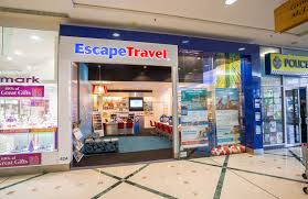 travel stores images Escape travel cairns central jpg