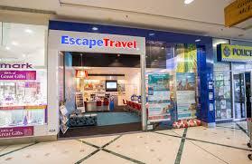 Escape travel cairns central