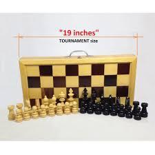 Wooden Chess Set Narra Wooden Chess Set Cb Tournament 19 Inches Lazada Ph