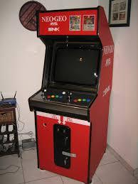 Neo Geo Arcade Cabinet 25